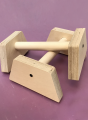 wood paralletts cantileiver creations